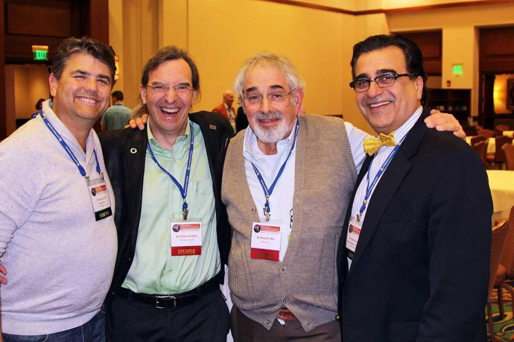 Familiar faces, friends, and Orofacial Therapeutics aaop.org supporters